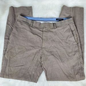 Banana Republic 34 x 32 Slim Fit Mens Dress Pants